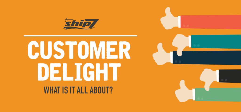 Importance of customer delight in an online e-commerce business