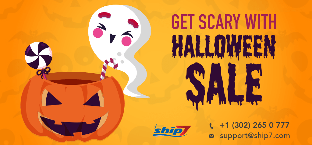 Here is the list of Halloween Day sales you were waiting for