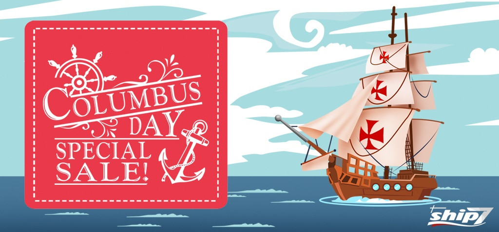 Celebrate Your Columbus Day with Early Fall Bargains!