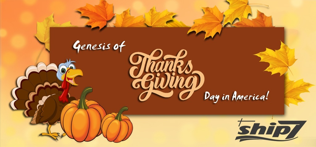 Genesis of Thanksgiving Day in America