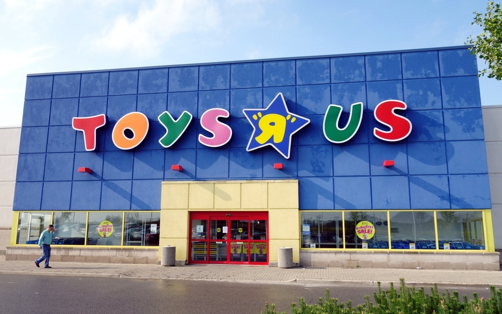 The largest toy store Toys R US launch list of must-have toys for Christmas