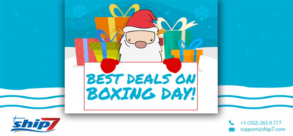 Best deals on Boxing Day
