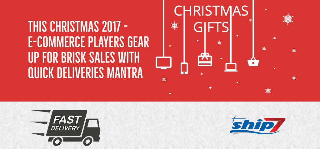 This Christmas e-commerce players gear up for brisk sales with quick deliveries mantra