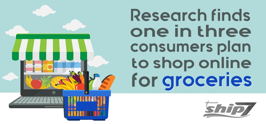 Study reveals 36% of US consumers set to shop for groceries online