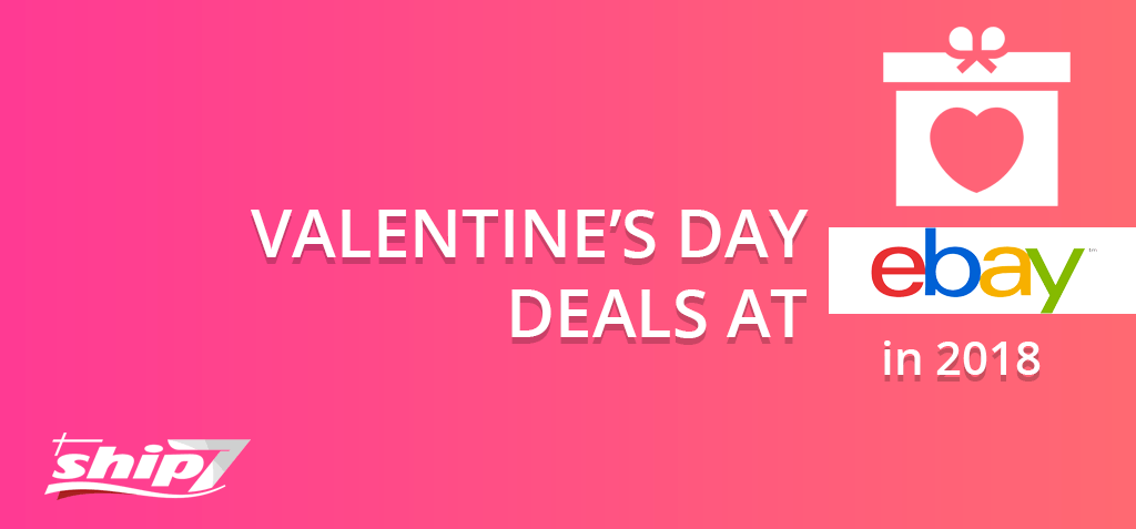 Valentine's Day deals at Ebay in 2018