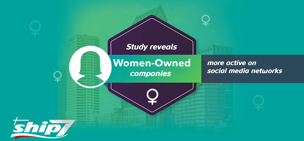 Study reveals women owned companies more active on social media networks
