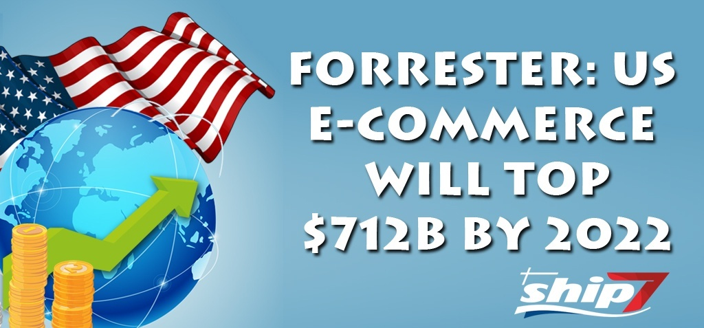 American ecommerce to touch $712 billion by 2022