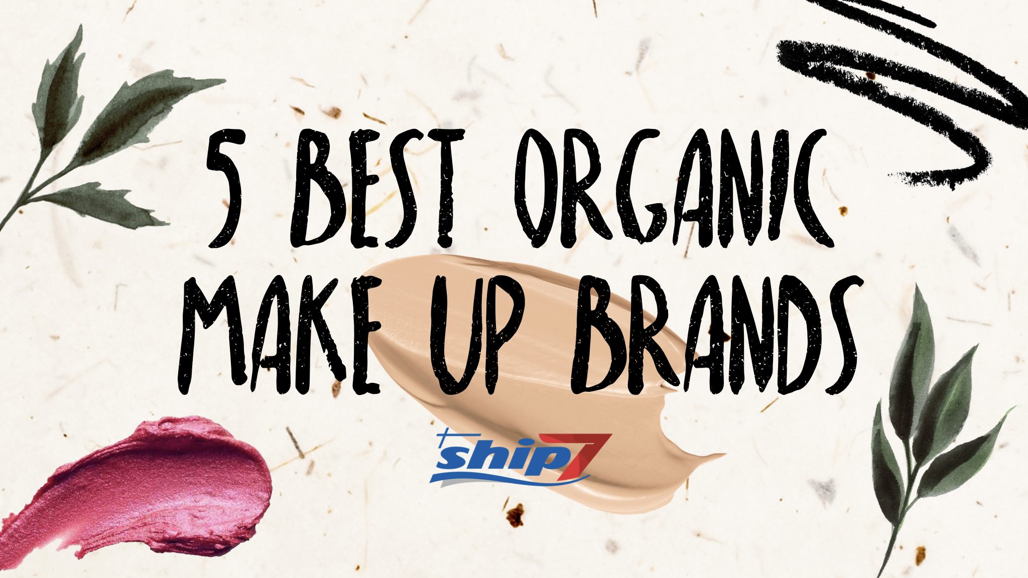 5 Best Organic Makeup Brands