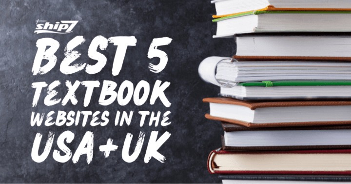 Best 5 Textbook Websites in the USA&UK