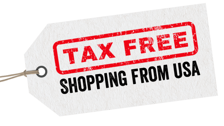 Tax-free Shopping from the USA