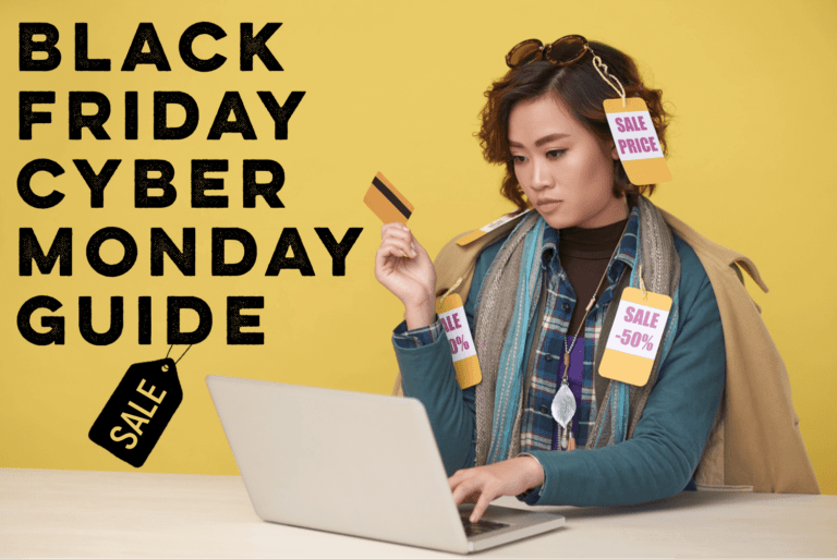 Black Friday Cyber Monday Guide