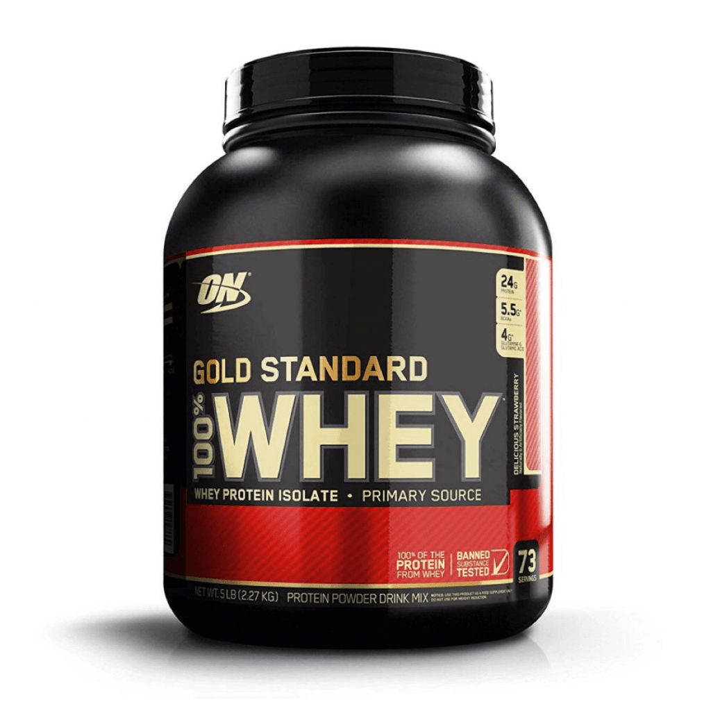 Whey Protein - Christmas Gift Guide