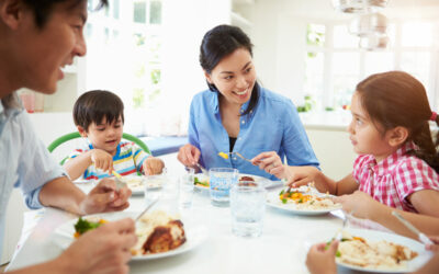 Mealtime do's and don'ts