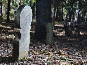 Old Scottish Cemetery, North Carolina, Guy Sagi