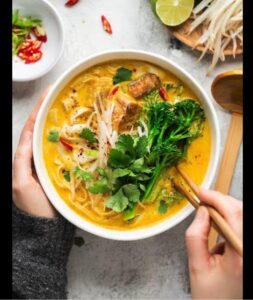 Laksa Curry Soup