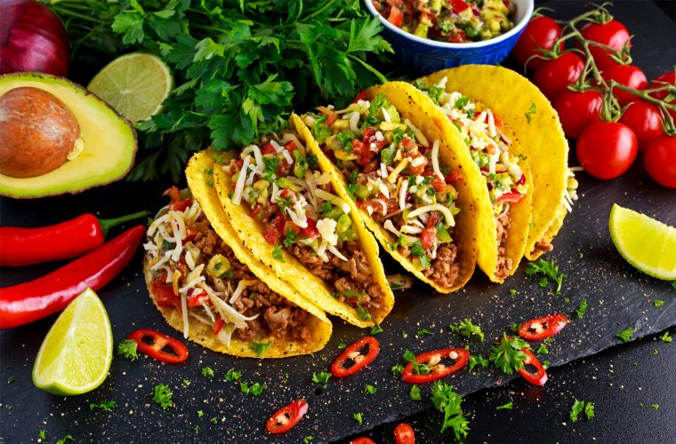 Mexican Dish You Can Prepare at Home | Home Delivery near Esplanade