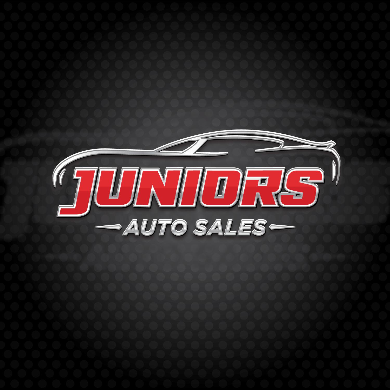 juniors-auto-sales-in-eureka-ca-logo-design-portfolio-example-for-american-logo-designer-in-eureka-california