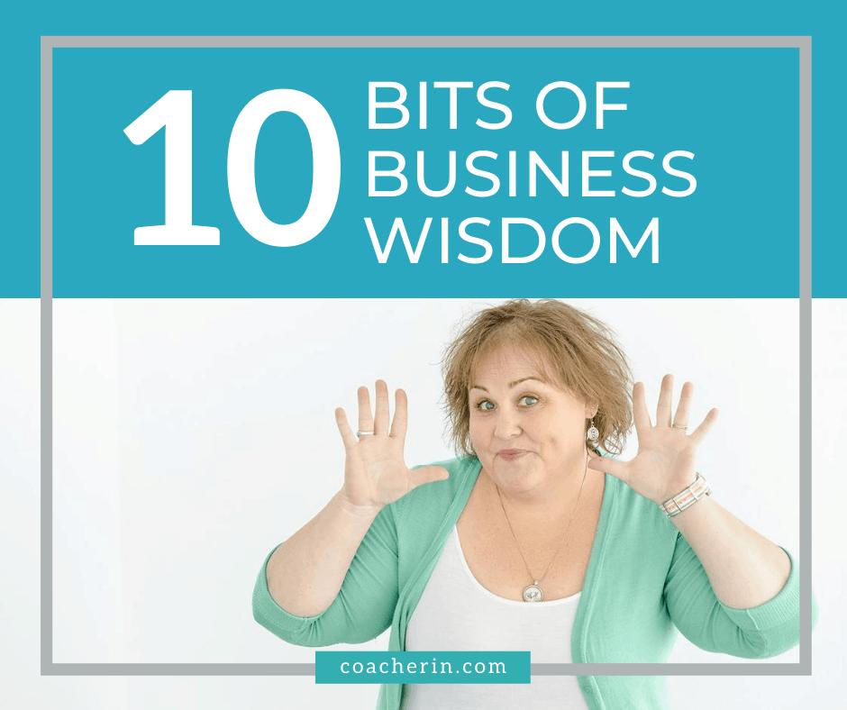Business Wisdom for Women