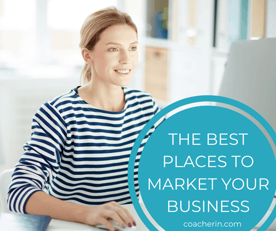 Best places to market your business