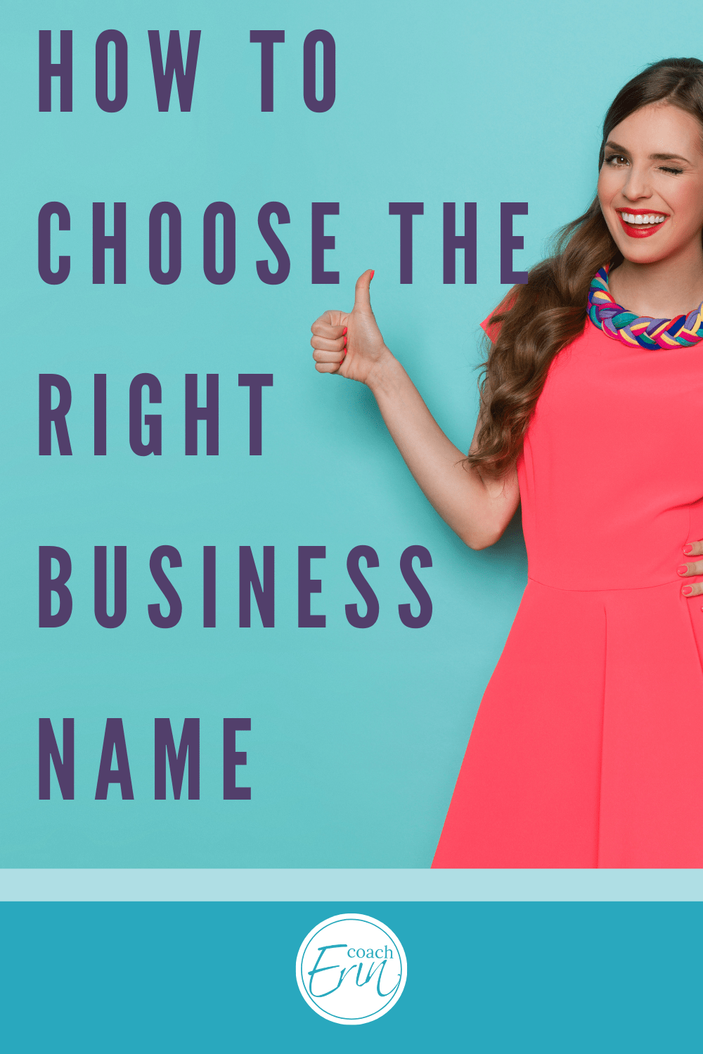 How to choose your right business name