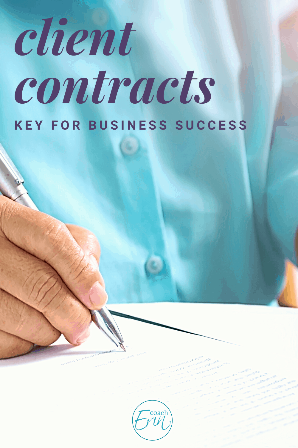 Client Contracts: What Your Contracts Should Include