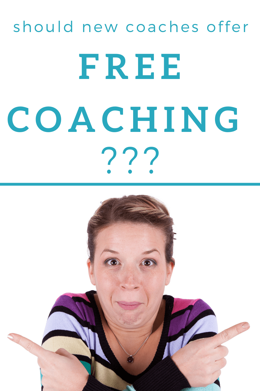 Should I offer free coaching sessions?