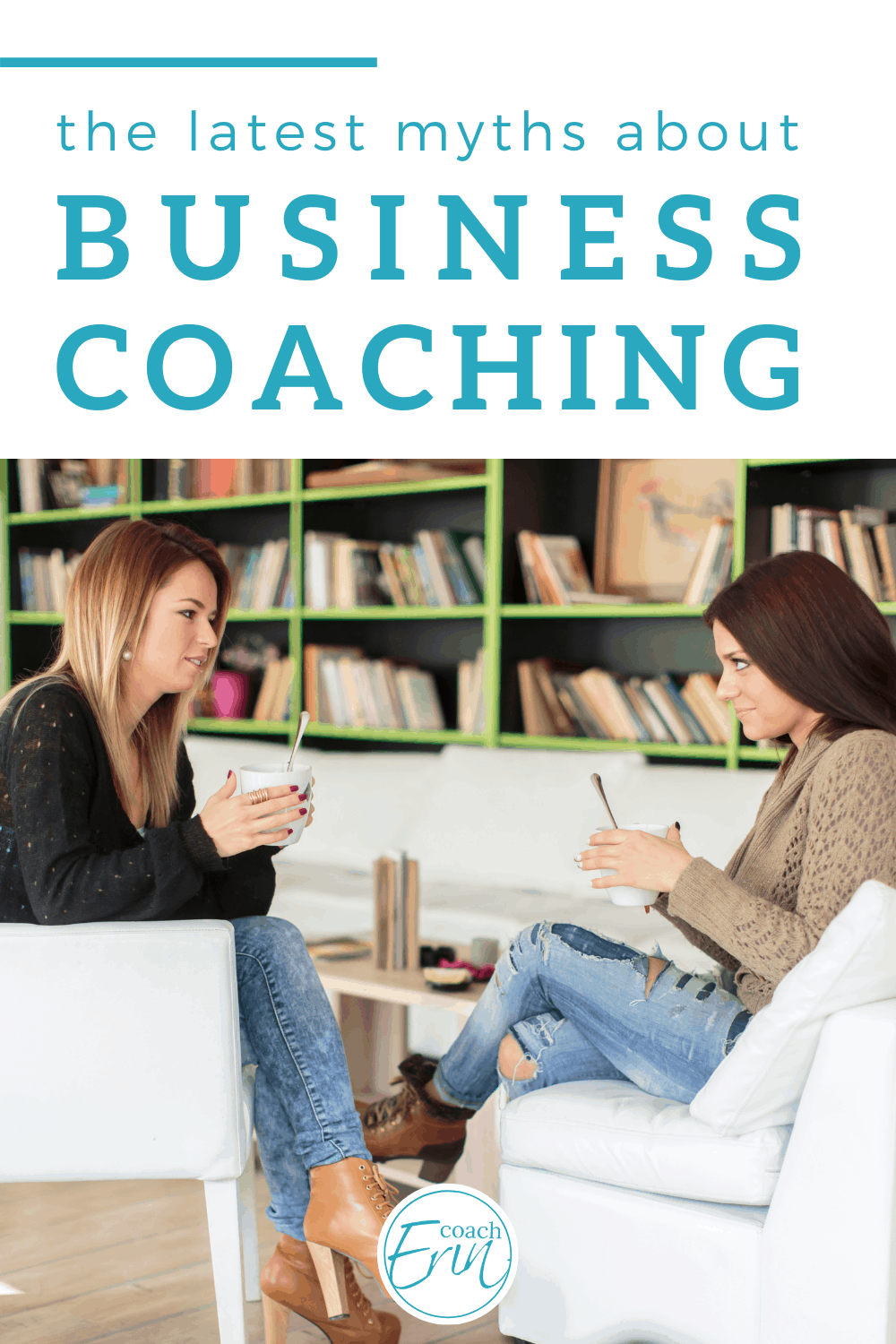 the latest myths about business coaching