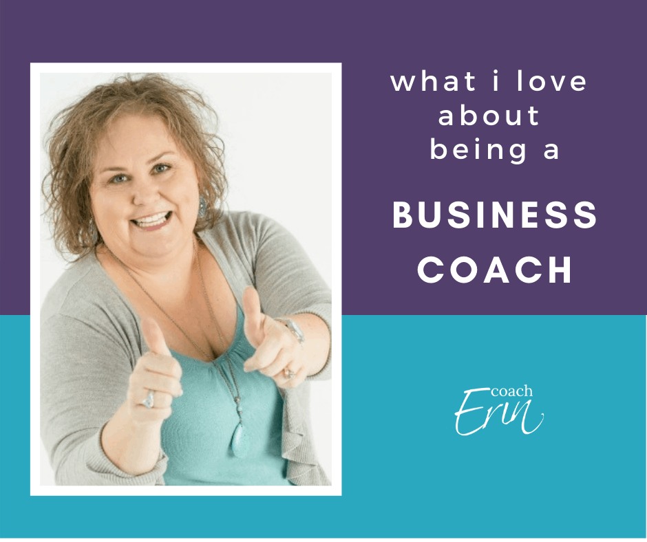 being a business coach: what i love