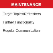 training-rollout-maintenance
