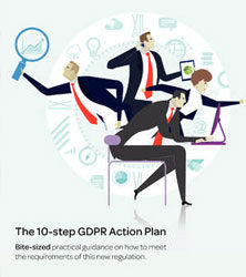 Ebook: The 10-step GDPR Action Plan