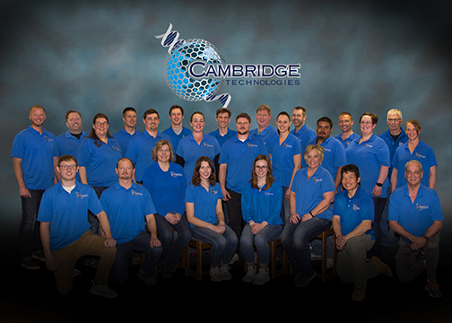 Cambridge Technologies Manufacturing Team
