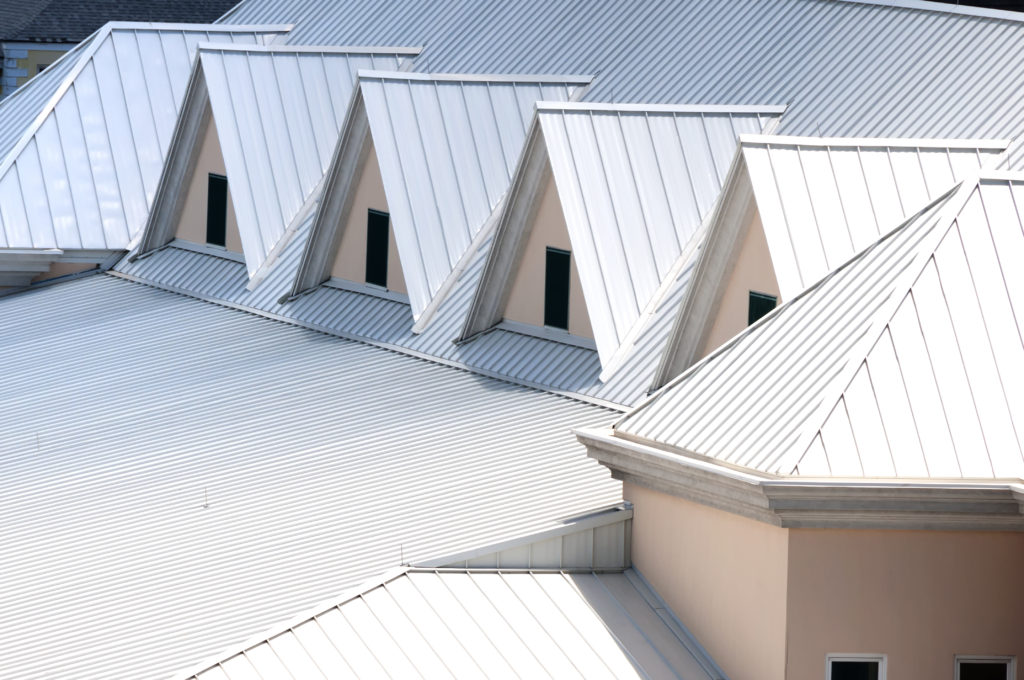 Galvanized roofing material for your Tavares home