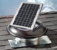 Solar Roof Building Materials