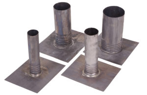 Lead Plumbing Boot Roof Vents
