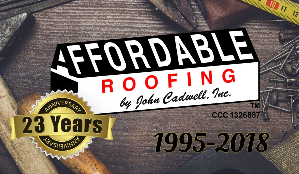 Best Roofing Company - Affordable Roofing by John Cadwell, Inc.