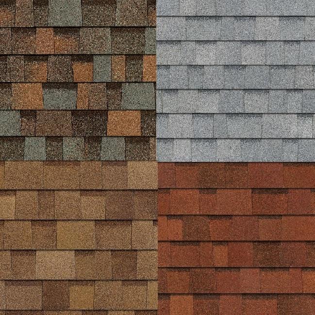 Architectural Roof Shingle ׀ Dimensional Shingle Color