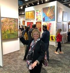 Dr. Sue Art Expo Positive Entertainment