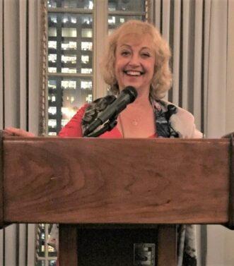 Dr. Sue Speaker Yale Positive Entertainment