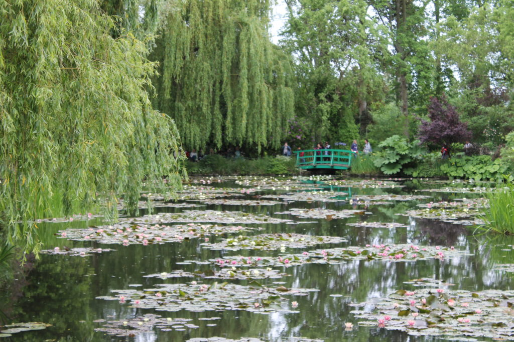 Monet Giverny 2015
