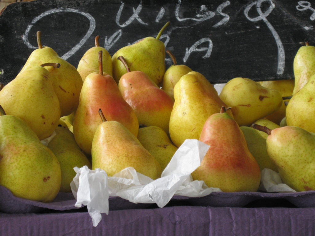 Pears BA Market 2011