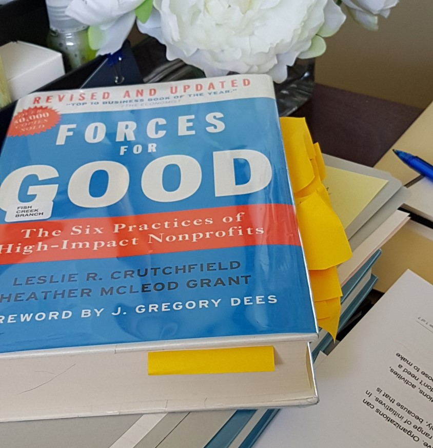 Pic 1 Forces for Good 1