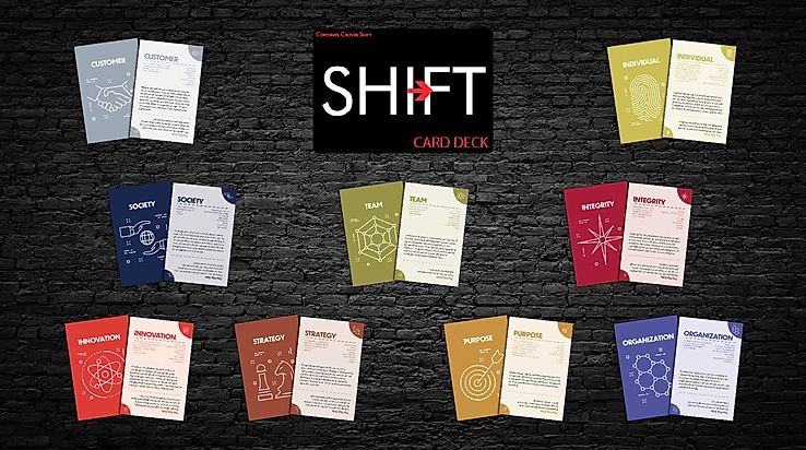 SHIFT Card Deck