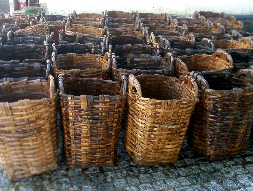 Fairbrother Designs - Portuguese Grape Baskets