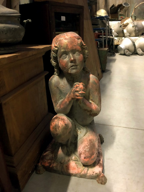 fairbrotherdesigns_decor_bronze_girl_praying