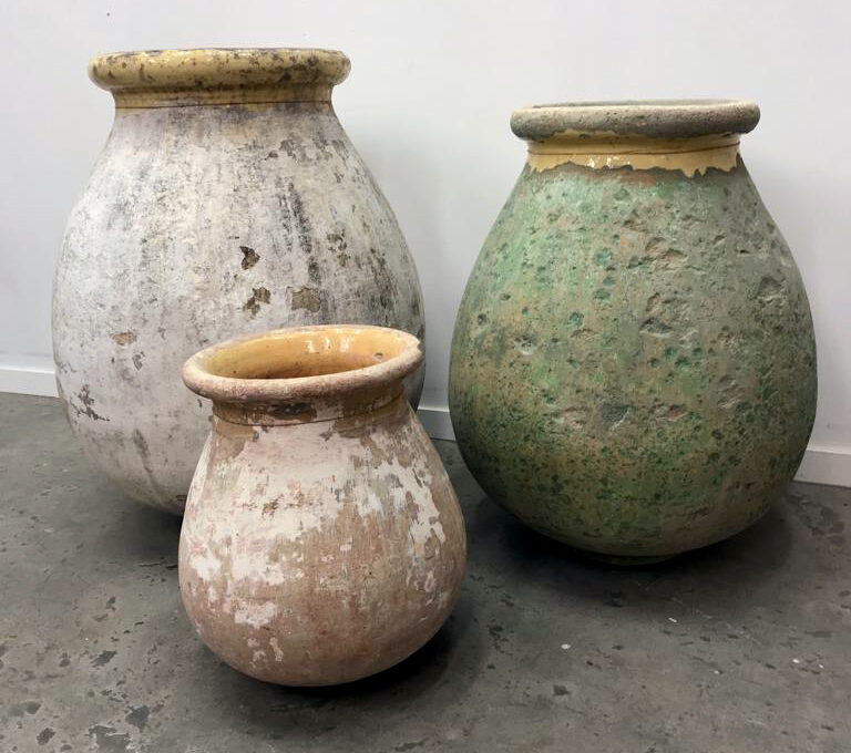 French Biot Pots