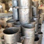 French Foundry Pots