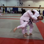 Canada West Judo Tournament