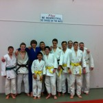 Poco Judo Grading Night - December 2011!