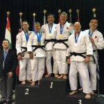 Poco Judo at the Canadian National Judo Competition