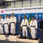 Sensei Morris wins Gold in Nage No Kata at Nationals